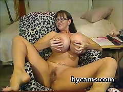 Milf With Silicone Tits