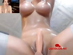 Big Tits Beauty Squirts in Your Face