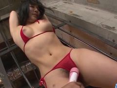 Strong domination porn scenes with insolent C