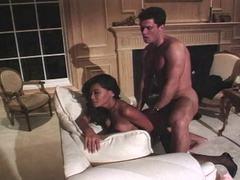 Asian black stockings babe pounded