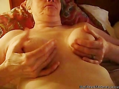 My Wife,s Tits For You To Wank On mature mature porn granny old cumshots cumshot