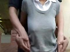 Busty asian big tits