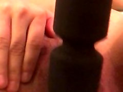 Babe close up 5 orgasms in 1 minute!!