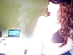 Smoking on sunshine