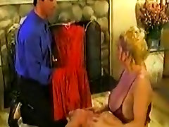Vintage Big Boobs Girl give blowjob and fucked