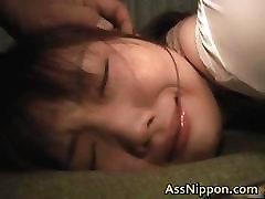 Asami Fujimoto Asian beauty gets part3