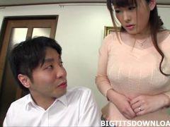 Big tits asian tit fucking