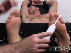 Teen gay feet boys photo gallery Kenny Tickled In A Straight Jacket