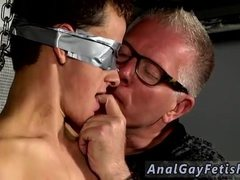 Fat male bondage and movies of gay naked males in bondage The Master