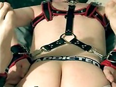 Restraint and electro twinks