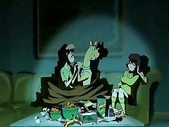 Scooby Doo cartoon sex scene
