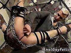Teen boys bondage gay A Boys Hole Used For Entertainment