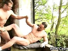 Stud barebacks and cums