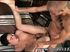 Gay twinks suck balls Then Rob flips Mick onto the sofa for