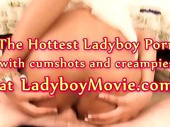 Teen Ladyboy Firsty Bareback