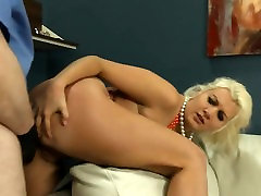 Extremely hardcore BDSM rope sex with bottom action