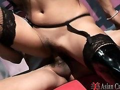 Asian Fetish Madam Mintra