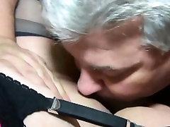 Mature BBW Exchanges Oral Sex with a Stranger