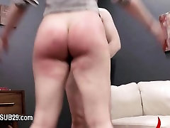 Extremely hardcore BDSM rope sex with bum action