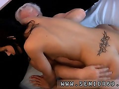 Old and young girls galleries Bruce a sloppy old man likes t