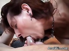 Mature Slut Being Fucked In The Ass