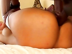 Sexy Emma Butt rides her hot pussy on this hard prick