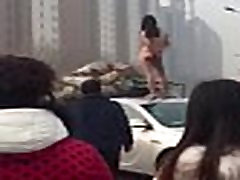 chinese naked woman driving you mad