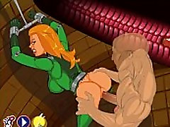 Totally Spies Sex Games