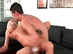 Secretary with big cock gets fucked at work 15