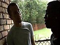 Blacks On Boys - Gay Hardcore Interracial XXX Video 04