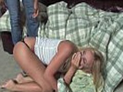 Zebra Girls - Anal Lesbian Hardcore Strapon Fucking XXX Video 19