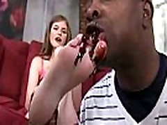 Black Meat White Feet - Interracial Foot Fetish XXX Video 20