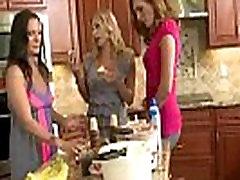 Brianna Ray &amp Kristen Cameron &amp Lakota Summer Mature Lesbian Ladies Play In Hot sex Scene