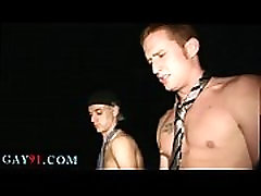 Blonde gay twinks in bondage movies first time We got this video in