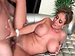 Secretary with big natural boobs fucked by boss 20