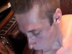 Twink receives drilled and creamed