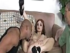 Cuckold Sessions - Interracial Hardcore Fuck With Busty MILF 30