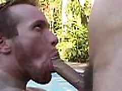 Massive gays have a enjoyment ass sex