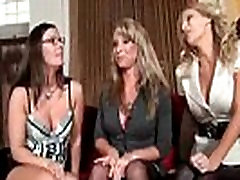 Kissing And Licking Thier Wet Pussies Between Lez Milfs Brianna Ray &amp Kristen Cameron &amp Sar