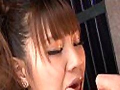 Big boobs japanese&039s wild oral-job job