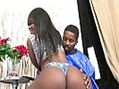 Ebony Slut With Big Brown Ass Loves The Sweet Cock 16