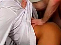 Gay old man fucks boy toy After a day at the office, Brian is need of