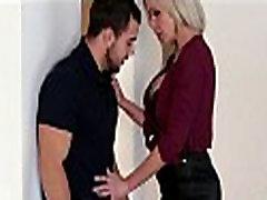 Horny Mom Seduces Her Step Son - FamilyStroking.com