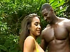 Sex Tape With Beauty Black Skin And Huge Curvy Ass Girl Nicole Bexley video-22