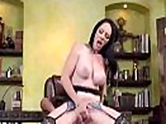 Round Big Boobs Girl bella maree Hardcore Style Nailed In Office clip-03