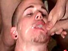 Bukkake Boys - Gay Hardcore Sex from wwwGayzFacial.com 12