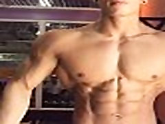 muscle asian