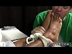 Boys gay sex camp photos Mikey Tied Up &amp Worshiped