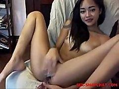 Asian Girl Masturbate on Webcam - SEX-SNAPCHAT.COM