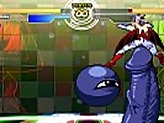 Kuromaru Vs Lilith The Queen of Fighters